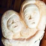 Hannelore, Bildhauer, Holz – 02