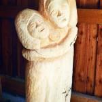 Hannelore, Bildhauer, Holz – 07