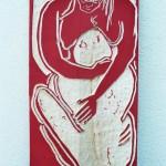 Hannelore, Bildhauer, Holz – 09