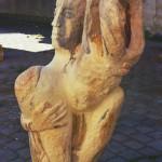 Hannelore, Bildhauer, Holz – 16