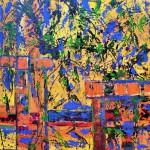 Hannelore, abstrakte Bilder Acryl – 11