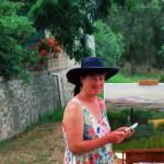 Hannelore, bei der Arbeit – 07