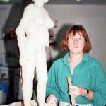 Hannelore, bei der Arbeit – 10