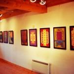 Werke von Peter Breth in Ausstellung – 01