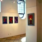 Werke von Peter Breth in Ausstellung – 08